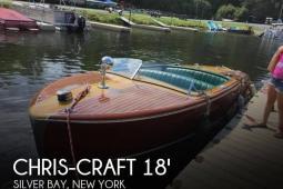 1951 Chris Craft Riviera 18