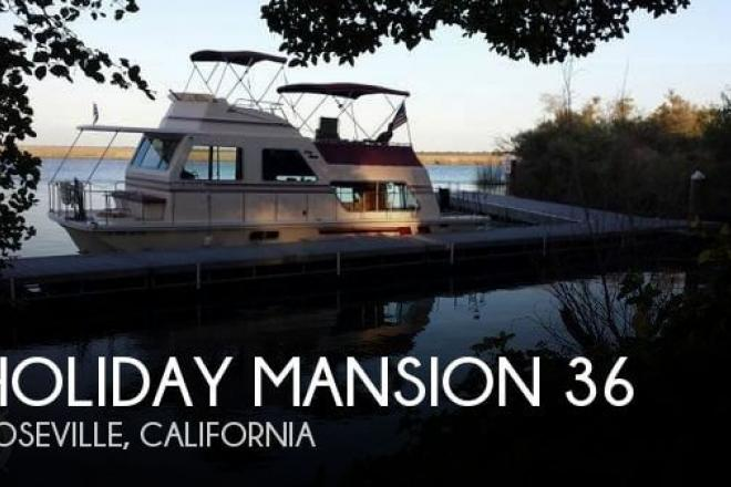 1990 Holiday Mansion 36 Super-Barracuda - For Sale at Walnut Grove, CA 95690 - ID 157306