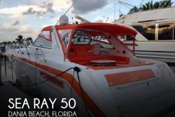 1999 Sea Ray 50