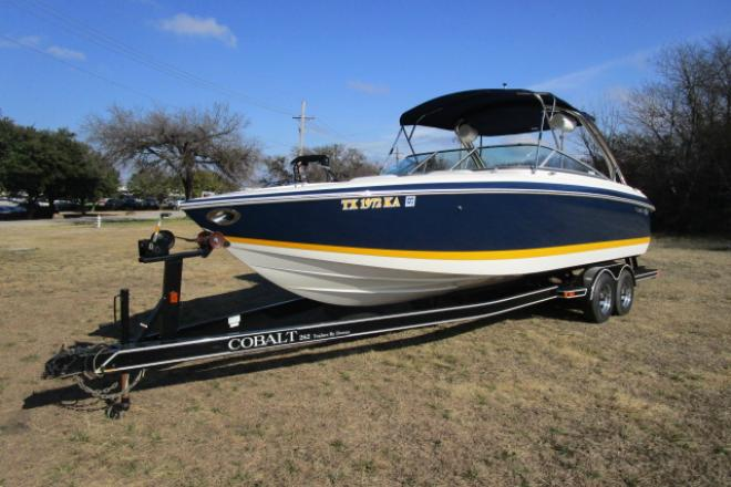 2004 Cobalt 262 - For Sale at Lewisville, TX 75077 - ID 157374