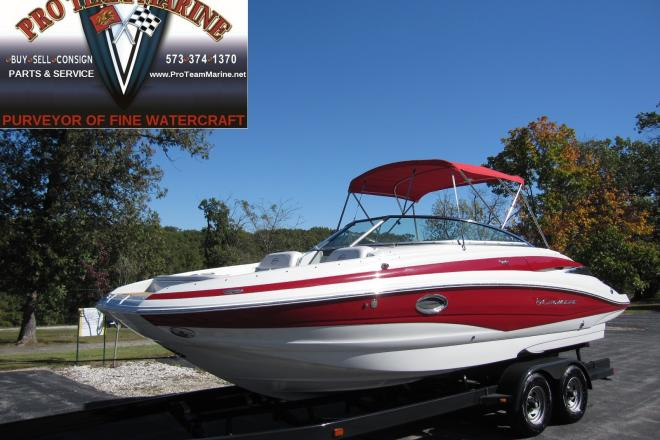 2012 Crownline E4 - For Sale at Sunrise Beach, MO 65079 - ID 157381
