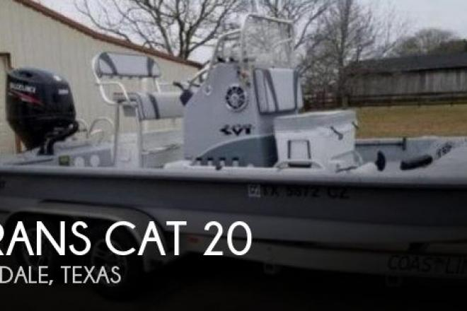 2015 Trans Cat 200SVT - For Sale at Evadale, TX 77615 - ID 157429