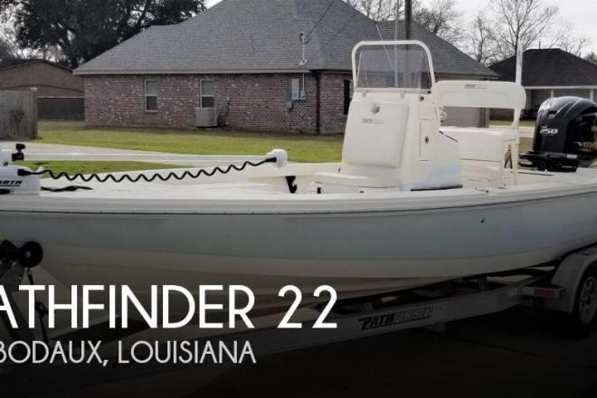 2015 Pathfinder 2200 Tournament - For Sale at Thibodaux, LA 70301 - ID 156195