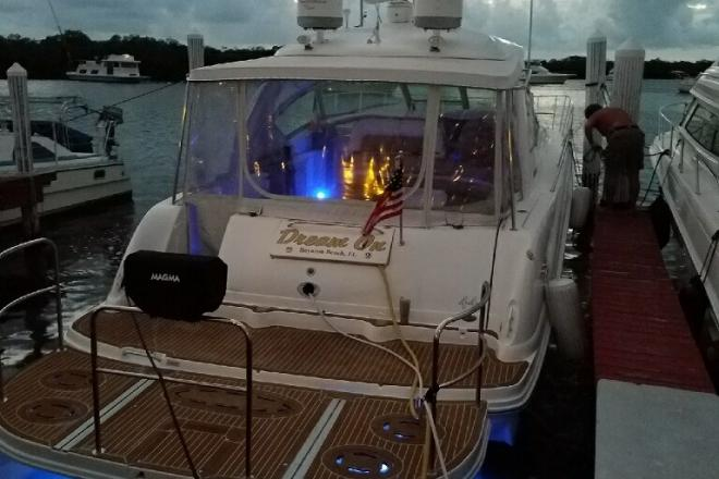 2007 Sea Ray 44 Sundancer - For Sale at Delray Beach, FL 33483 - ID 157493