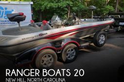 2014 Ranger 20