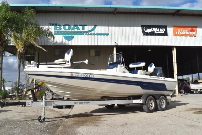 2014 Skeeter SX 2250 - For Sale at Marrero, LA 70072 - ID 157517