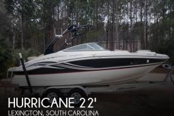 2014 Hurricane 2200 SunDeck