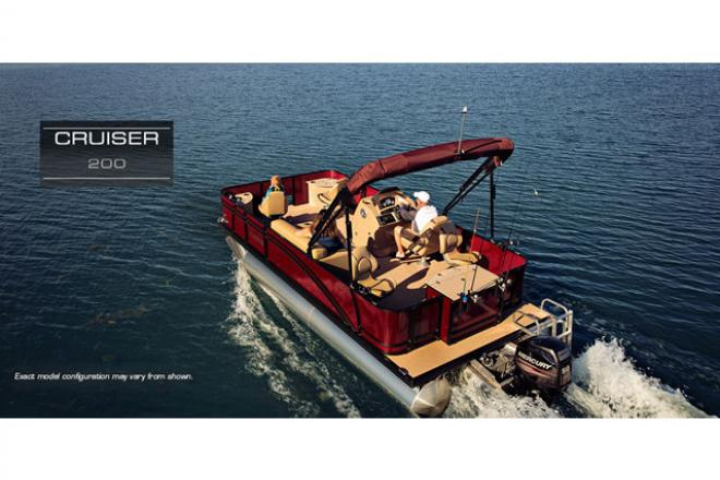 2018 Harris FloteBote 200 - For Sale at Oshkosh, WI 54901 - ID 131247