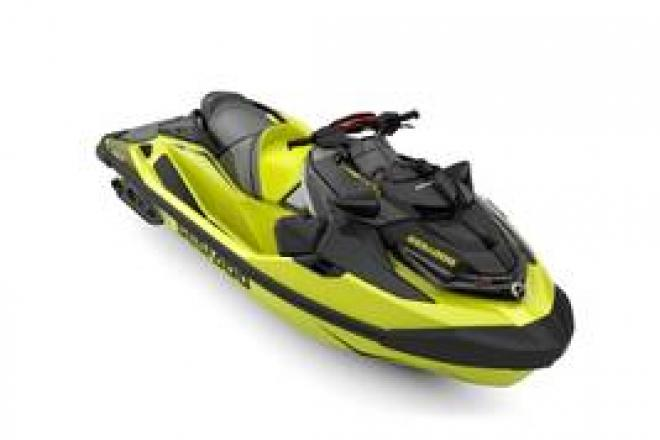 2019 Sea Doo RXT®-X® 300 IBR & Sound System Neon Yellow and Lava Grey - For Sale at Winchester, TN 37398 - ID 157609