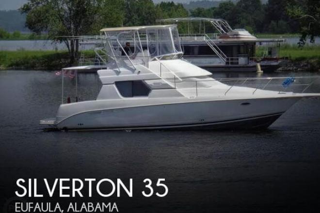 1997 Silverton 351 Sedan Cruiser - For Sale at Atlanta, GA 30301 - ID 157627