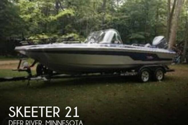 2015 Skeeter WX2190 - For Sale at Deer River, MN 56636 - ID 157628