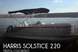 2014 Harris Solstice 220