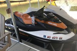 2015 Sea Doo GTX S 155