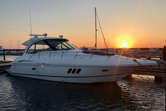 2009 Cruisers 42 COUPE - For Sale at Winthrop Harbor, IL 60096 - ID 157647