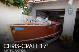 1939 Chris Craft Runabout Speed boat