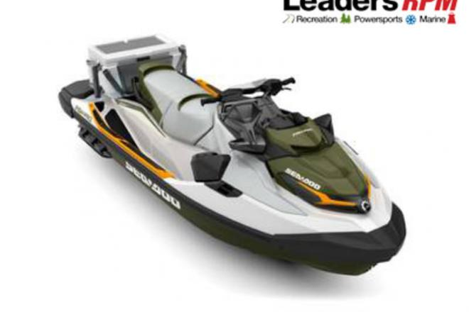 2019 Sea Doo Fish Pro™ IBR & Sound System - For Sale at Kalamazoo, MI 49019 - ID 151068