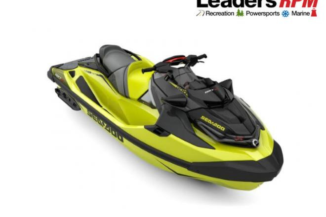 2019 Sea Doo RXT®-X® 300 Neon Yellow and Lava Grey - For Sale at Kalamazoo, MI 49019 - ID 151076