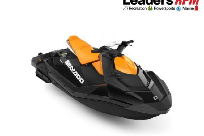 2019 Sea Doo Spark® 2-up Rotax® 900 H.O ACE™ IBR & CONV - For Sale at Kalamazoo, MI 49019 - ID 151095