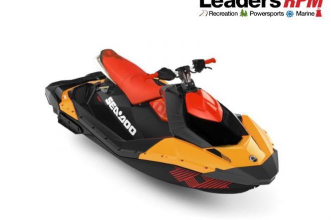 2019 Sea Doo Spark® Trixx™ 3-up Rotax® 900 H.O. ACE™ IBR - For Sale at Kalamazoo, MI 49019 - ID 151101