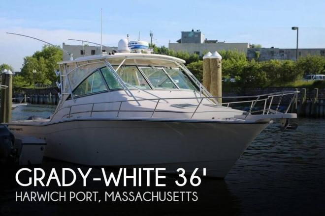 2013 Grady White 360 Express - For Sale at Harwich Port, MA 2646 - ID 145979