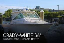 2013 Grady White 360 Express
