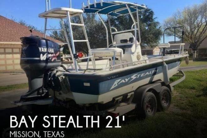 2002 Bay Stealth 2180 BAY STEALTH - For Sale at Mission, TX 78572 - ID 156957