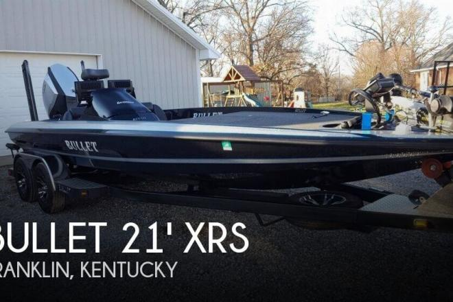 2017 Bullet 21 XRS - For Sale at Franklin, KY 42134 - ID 157151