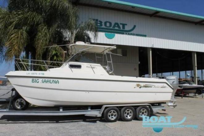1997 Sea Cat SL5C - For Sale at Marrero, LA 70072 - ID 152839