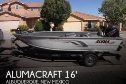 2015 Alumacraft Competitor 165