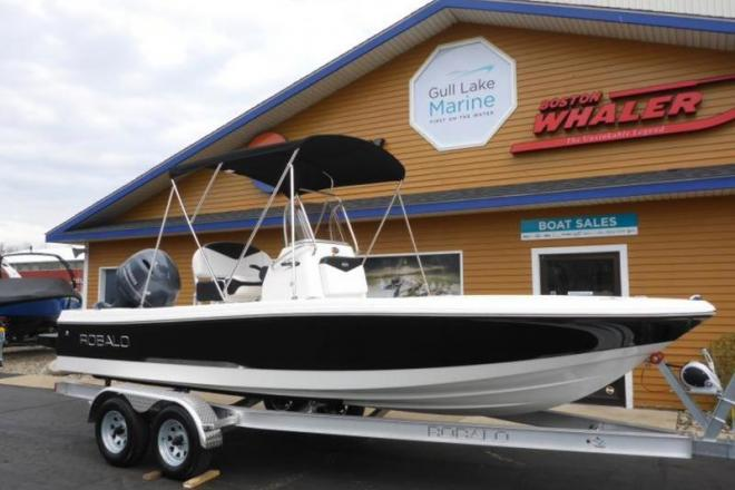 2018 Robalo 206 Cayman - For Sale at Richland, MI 49083 - ID 157955