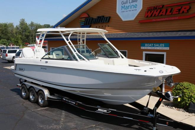 2018 Boston Whaler 270 Vantage - For Sale at Coopersville, MI 49404 - ID 157994