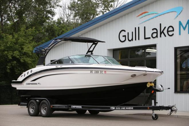 2017 Chaparral 246 SSI - For Sale at Coopersville, MI 49404 - ID 158036