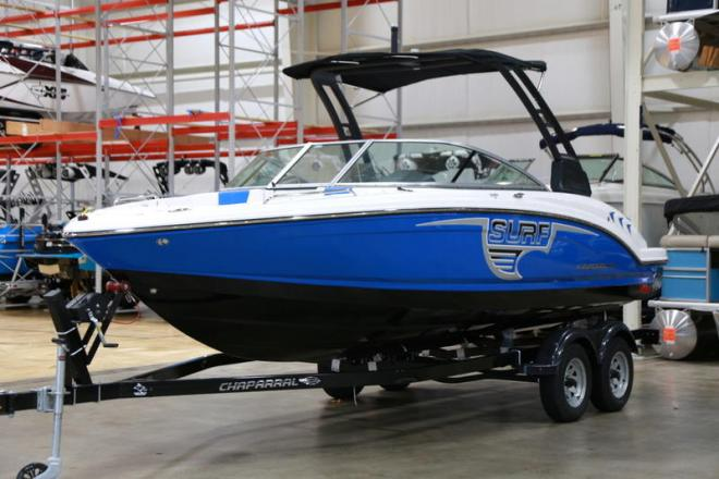 2019 Chaparral 23 H2O Surf - For Sale at Richland, MI 49083 - ID 158196