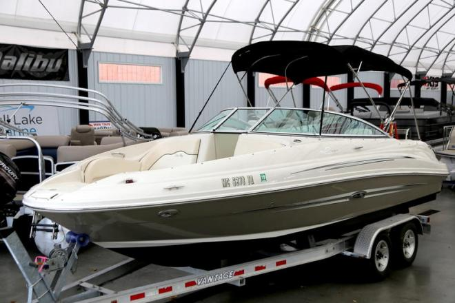 2008 Sea Ray Sundeck - For Sale at Richland, MI 49083 - ID 158200