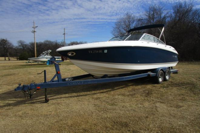 2008 Cobalt 252 - For Sale at Lewisville, TX 75077 - ID 158303