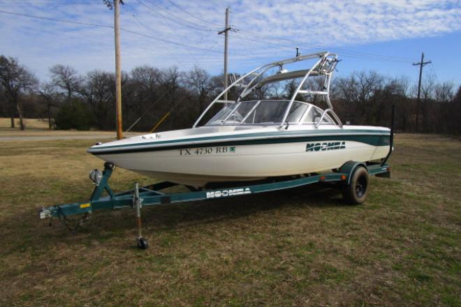 2001 Moomba Outback LS - For Sale at Lewisville, TX 75077 - ID 158308