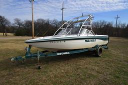 2001 Moomba Outback LS