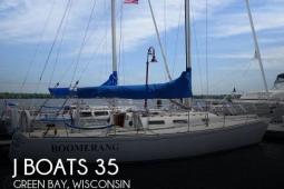 1987 J Boats 35