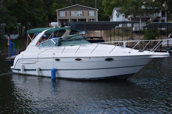 2002 Maxum 3300 SCR SPORT CRUISER - For Sale at Lake of the Ozarks, MO 65065 - ID 158393