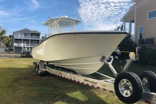 2016 Yellowfin 32 Offshore - For Sale at Ocean Isle Beach, NC 28469 - ID 158440