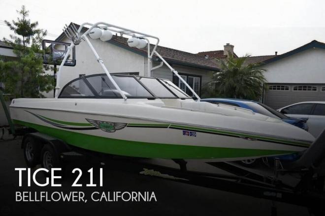 2000 Tige 21i - For Sale at Parker, AZ 85344 - ID 157629