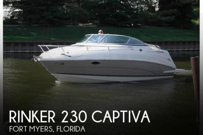 2007 Rinker 230 Atlantic - For Sale at Fort Myers Beach, FL 33931 - ID 157632