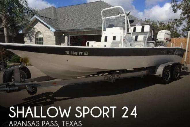 2015 Shallow Sport Modified V 24 - For Sale at Aransas Pass, TX 78335 - ID 158496