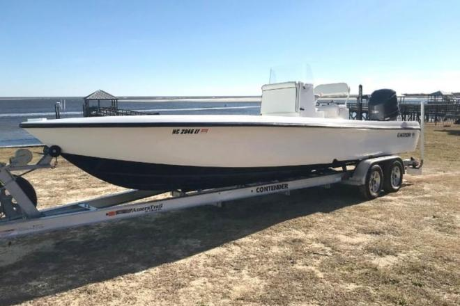 2017 Contender 25 Bay - For Sale at Ocean Isle Beach, NC 28469 - ID 158558