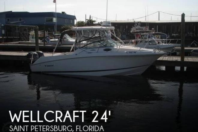 2013 Wellcraft 252 Coastal - For Sale at Saint Petersburg, FL 33731 - ID 158580