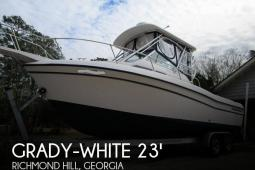 2003 Grady White 232 Gulfstream