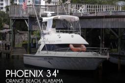 1990 Phoenix 33 Convertible