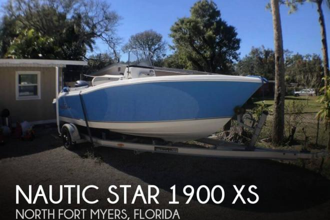 2015 Nautic Star 1900 XS - For Sale at North Fort Myers, FL 33903 - ID 157405