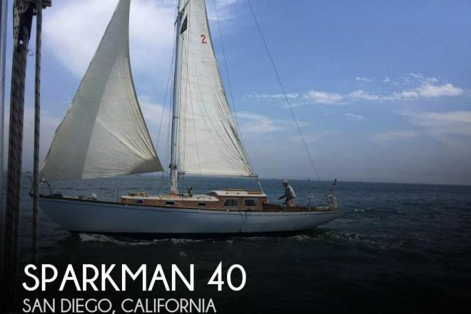 1964 Sparkman & Stephens 1738 - For Sale at San Diego, CA 92101 - ID 158673
