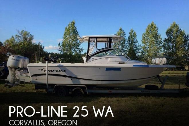 2004 Pro Line 25 WA - For Sale at Corvallis, OR 97330 - ID 143934